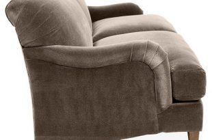 Brampton Sofa, Café Velvet Now: $1,755.50 Was: $2,195.00 | Sofa .