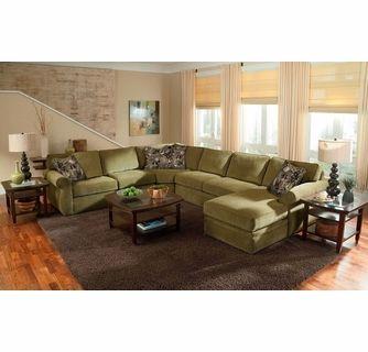 Broyhill - Veronica Sectional Sofa - 6170-6171 | Sectional sofas .
