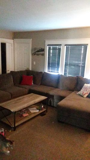 New and Used Sectional couch for Sale in Buffalo, NY - Offer