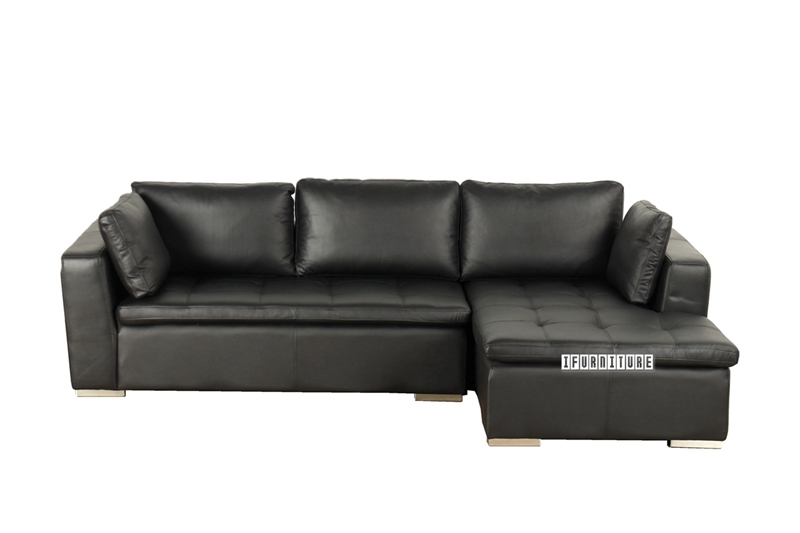 HARROW SECTIONAL Sofa *Genuine Leather-iFurniture-The largest .