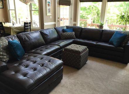 Havertys Sectional Sofa - antidiler.o