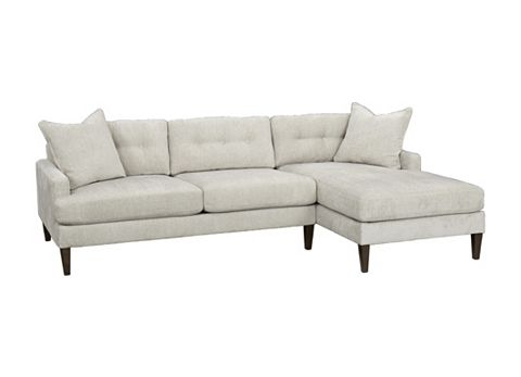 Maddie Sectional - Find the Perfect Style! | Havertys | Sectional .