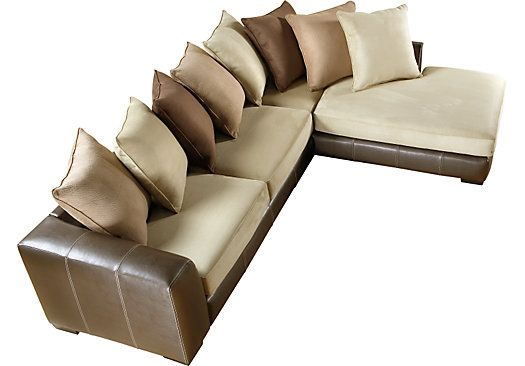 Shop for a Gregory 2 Pc Sectional at Rooms To Go. Find Sectionals .