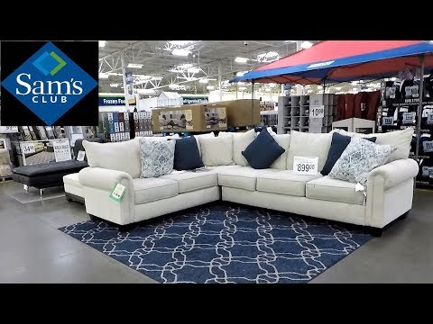 SAM'S CLUB FURNITURE SOFAS CHAIRS ARMCHAIRS HOME DECOR - SHOP WITH .
