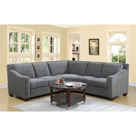 Sams Club Sectional Sofas in 2020 | Sectional, Sectional sofa, 3 .