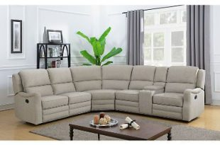 Emma 3-Piece Reclining Sectional - Sam's Club | Reclining .