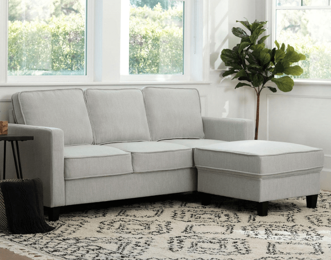 Sam's Club Sectional only $399 (Reg $69