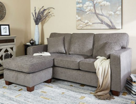 Sam's Club: Ave Six Russell Reversible Sectional Sofa for $399 + .