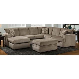 Chelsea Home Furniture 2pc. Sectional Sofa Set - Sears Marketpla
