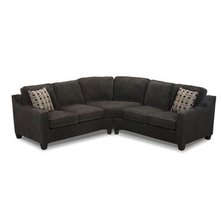 Sectionals | Grey sectional sofa, Grey sectional, Section