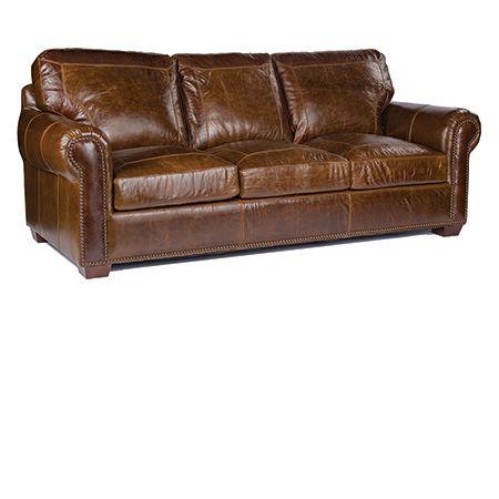 Shop Living Room Furniture 80% Off | Leather sofa, Leather .