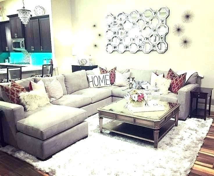Small Sectional Sofa Decorating Ide