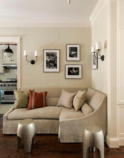 georgianadesign | Corner sectional sofa, Small living rooms .
