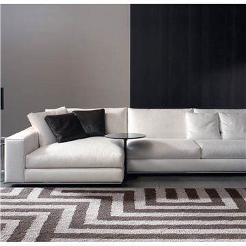 Hamilton Sectional Sofa - Minotti - Switch Modern | Modern sofa .