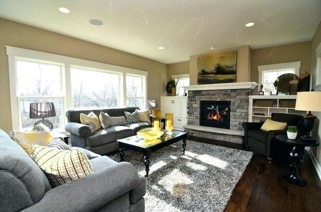 sofas greensboro nc | Tan walls living room, Yellow living room .