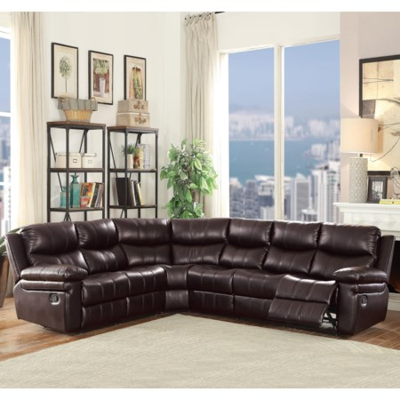 Reclining Sectional Sofas in Greenville, Spartanburg, Anderson .