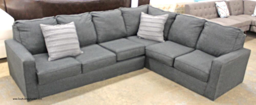 New 2 Piece L Shape Sectional Sofa by North Carolina in t