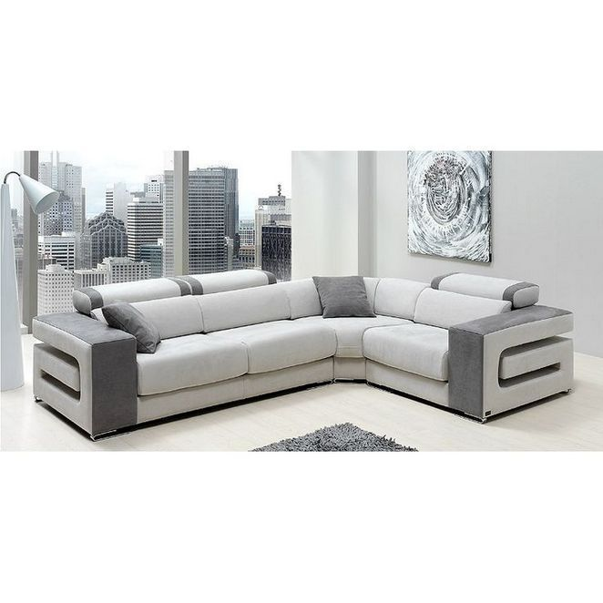 32+ The Modern Sectional Fabric Sofa San Antonio L Shape Trap .