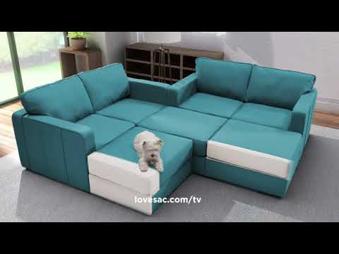 The World's Most Adaptable Couch™ - YouTu