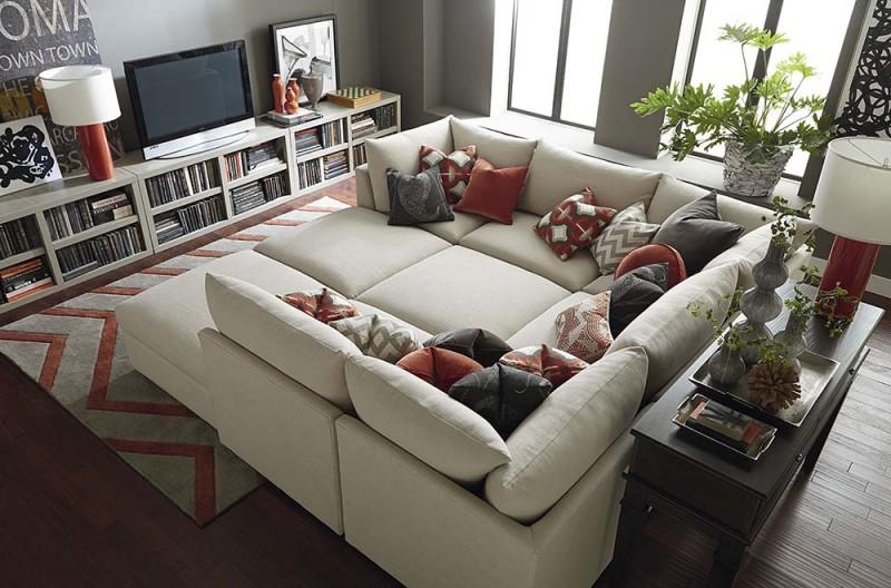 20 Awesome Modular Sectional Sofa Desig