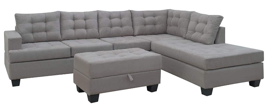 Top 10 Best Sectional Sofas Under 1000 2020 Revie
