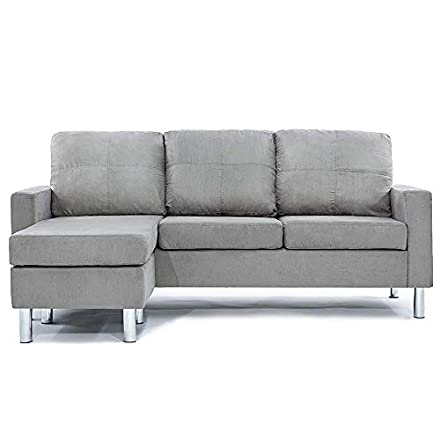 10 Cheap Sectional Sofas Under $500 You'll Love in 2020 - SwankyD
