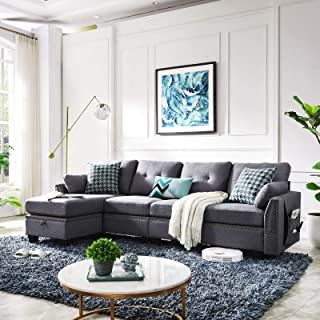 Sectional Sofas Under 700 – incelemesi.net in 2020 | Grey couch .