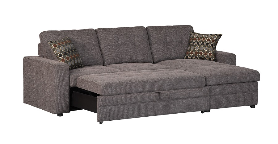 Gus Collection 501677 Coaster Sleeper Sectional So