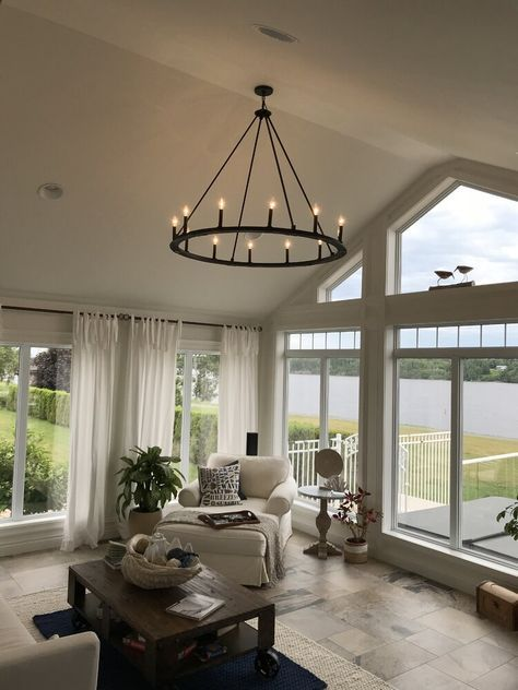 Shayla 12 - Light Candle Style Wagon Wheel Chandelier in 2020 .