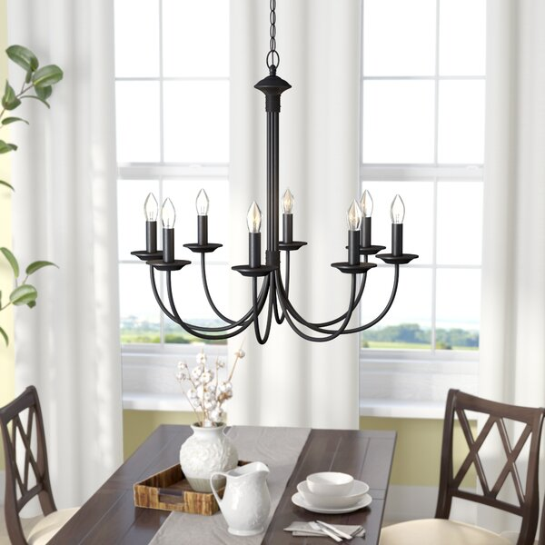 Laurel Foundry Modern Farmhouse Shaylee 8 - Light Candle Style .