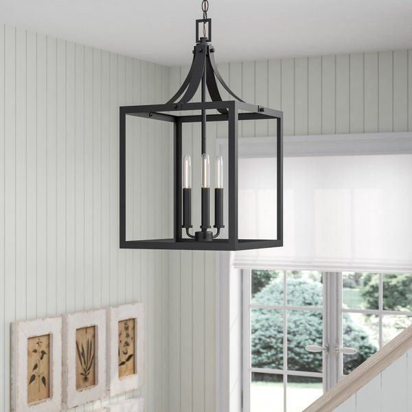 Sherri-Ann 3 - Light Lantern Square Pendant | Living room lighting .