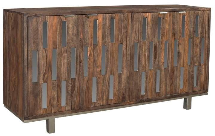 Foundry Select Glenmore Credenza   Sideboard buffet rustic, Dining .