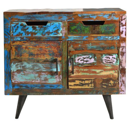 Bloomsbury Market Chest of Drawers   Reclaimed wood furniture .
