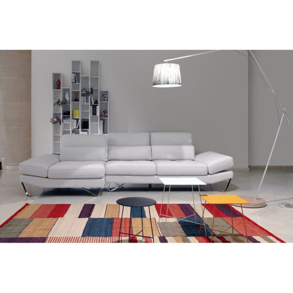 DIV 833 EVAN Sleek Chair, Sofa, Sectional by Nicoletti Calia .
