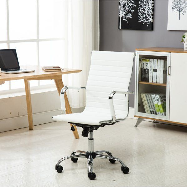 Worthington Conference Chair | Conference chairs, White office .