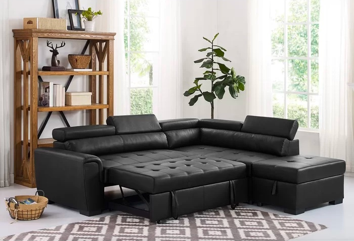 51 Sectional Sleeper Sofas to Maximize Your Space with Sty