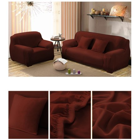 Couch Sofa Slipcovers,Home Full Stretch Lightweight Elastic Fabric .