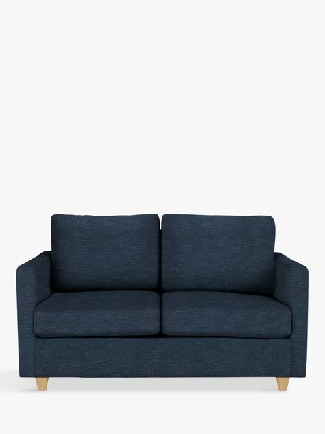 John Lewis & Partners Barlow Small 2 Seater Sofa Bed with Pocket .