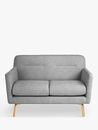 House by John Lewis Archie II Small 2 Seater Sofa | 2 seater sofa .
