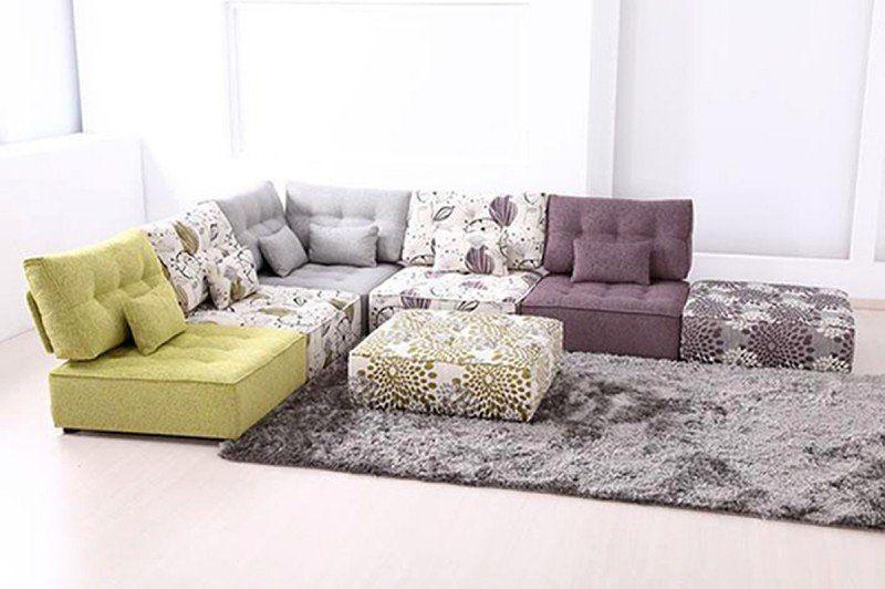 Small Modular Sectional Sofas