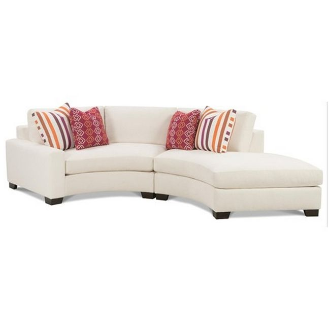 Benefits of using curved sofas for small spaces Fantastic Curved .