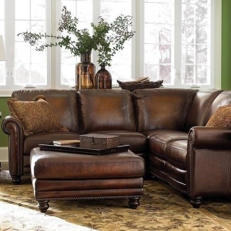 Small Leather Sectional Sofa for 2020 - Ideas on Fot