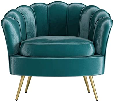 Amazon.com: CHX Single Sofa Chair & Chair Bedroom Small Sofa .