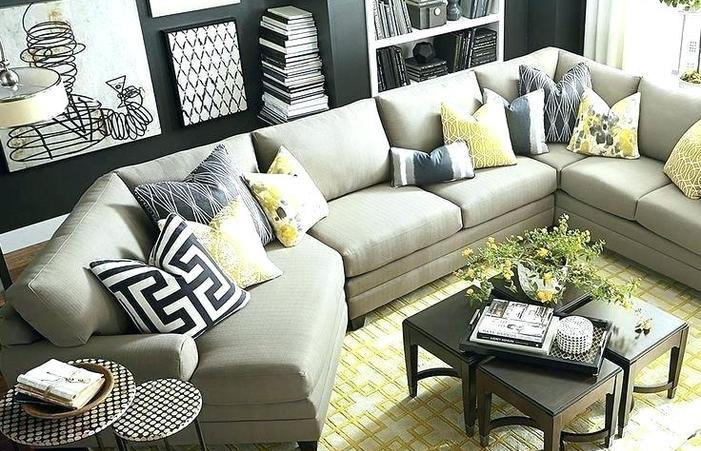 L Shaped Couch Small Living Room Ideas Archives L-shaped Sectional .