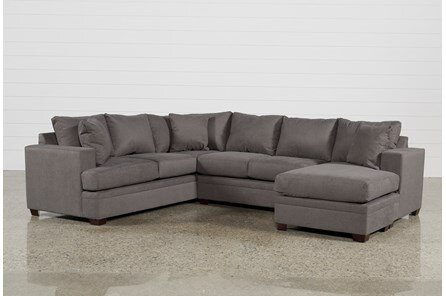 U-Shaped Sectionals & Sectional Sofas | Living Spac