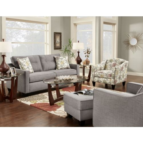 Dallas Sofa and Accent Chair Set at HOM Furniture | Couch and .