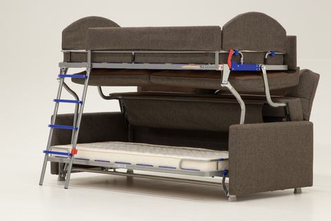 Luonto Furniture Makes A Sofa That Transforms Into A Bunk B