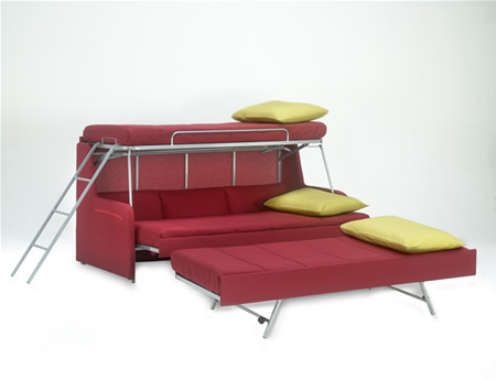 Transforming Sofa Bunk Bed | Expand Furnitu