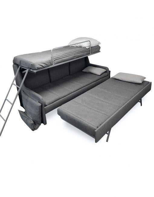 Transforming Sofa Bunk Bed   Expand Furniture   Murphy bunk beds .