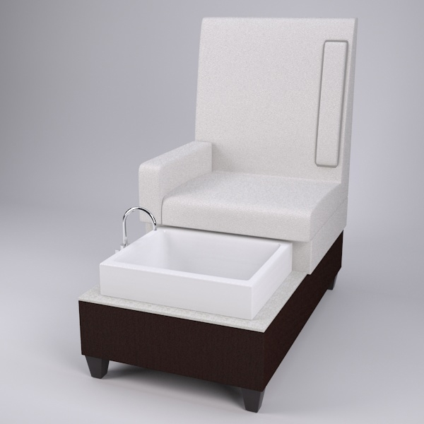 Chelsea Pedicure Chair & Foot Spa - Michele Pelaf